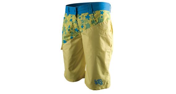 IXS Liwei Shorts gelb